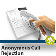 Anonymous Call Rejection