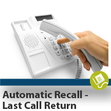 Automatic Recall / Last Call Return