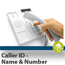 Caller ID with Call Waiting