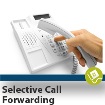 Selective Call Forwarding