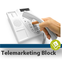 Telemarketing Block
